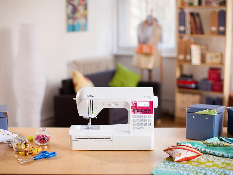 Maszyny do szycia i haftu